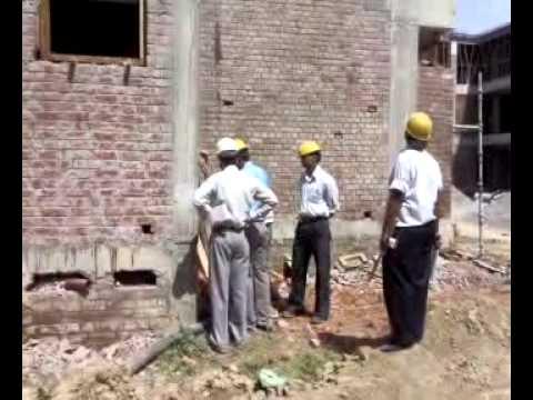 ANULAB Non Destructive Testing of Concrete by Rebound Hammer