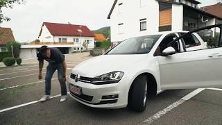 Осмотр VW Golf 1,4 /// Авто из Германии