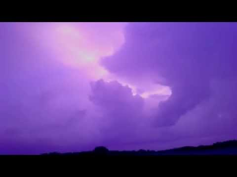 REAL UFO'S cloaked in the clouds 6/12/15 Lake City, Florida