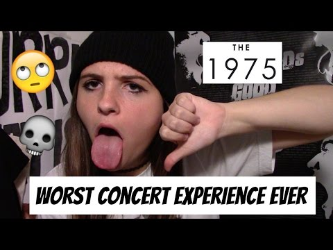 I STOPPED A WHOLE CONCERT TO GET PULLED OUT | STORY TIME