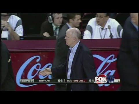 Interview: Bryant Coach Tim O'Shea