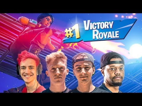 FaZe Clan, Ninja, & KingRichard Win 3 Fortnite Pro Scrims in a Row