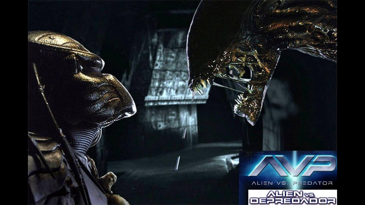 Avp Alien Vs Predator 2004 Tráiler Doblado Latino Youtube