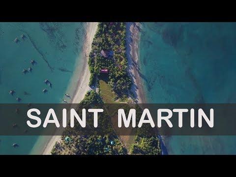 Saint Martin Bangladesh - Aerial View [HD]