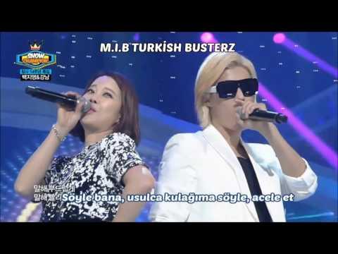 Baek Ji Young Feat Kangnam (M.I.B) - Candy Türkçe Altyazılı