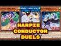 Yugioh - Harpie Conductor Duels (Deck Download In Description)