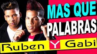 "Mas que Palabras - Ruben y Gabi ""Official Video""- The New Cuban Music Style"