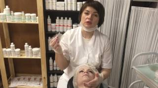 Уход за лицом SILK от Christina Процедура