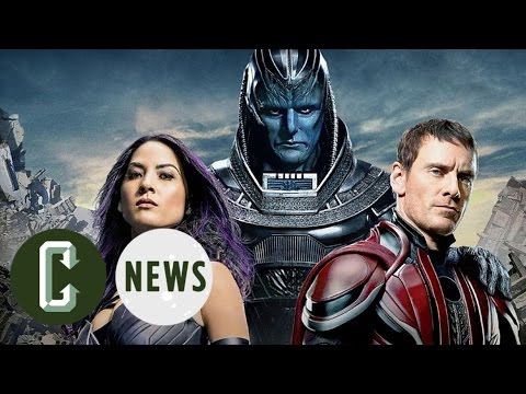 'X-Men Apocalypse' Deleted Scenes Feature Jubilee and More