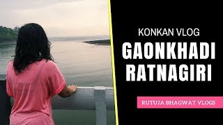 Ratnagiri Konkan Vlog || 11 Hrs of Journey + Exploring Gaonkhadi | Ep. 01