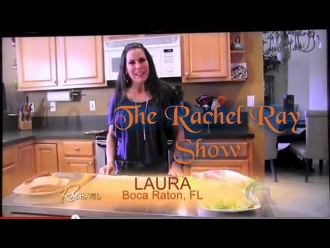 Rachael ray show the bacon episode with a tip from laura london rachael ray show the bacon episode with a tip from laura london ccuart Choice Image