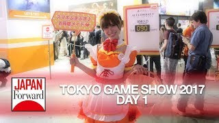 Tokyo Game Show 2017 Day 1: Press & Business Day September 21 | JAPAN Forward