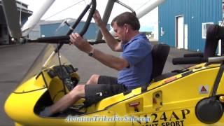Special Light Sport Trike for Sale