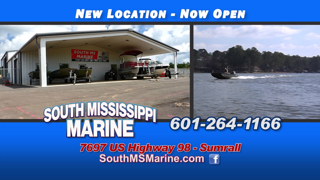 South mississippi marine