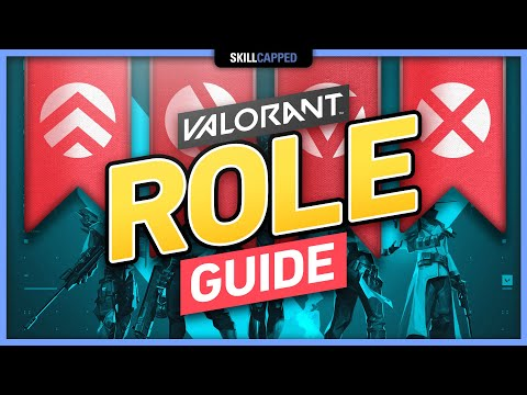 Valorant ROLE GUIDE: Entry Fragger, Lurker, and MORE EXPLAINED!