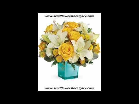 best florist in calgary alberta