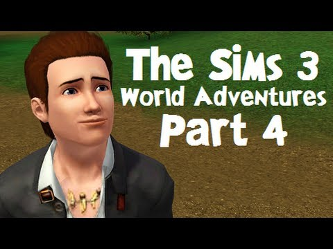 Let's Play: The Sims 3 World Adventures - (Part 4) - Martial Arts