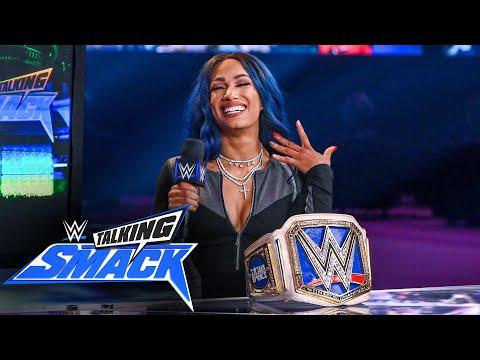 Sasha Banks plans to make history with Bianca Belair: WWE Talking Smack, March 20, 2021