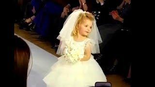 Лиза Пугачева в платье невесты!