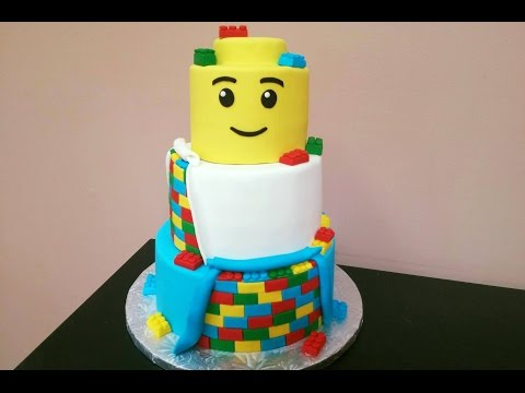 how to make lego icing