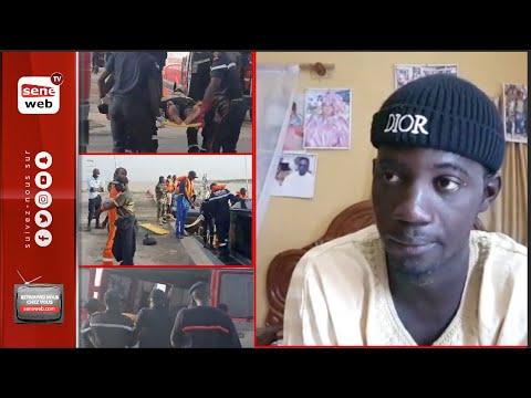 Naufrage à Saint-Louis : Un rescapé raconte le drame