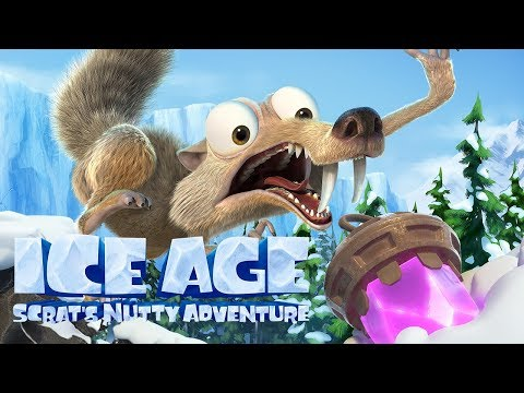 Ice Age Scrat's Nutty Adventure ► Прохождение #1