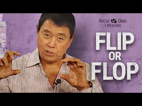 What Are You Investing For? Cash Flow or Capital Gains? - Robert Kiyosaki