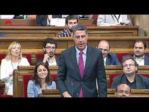 Sessió de control al president de la Generalitat 14/06/2017