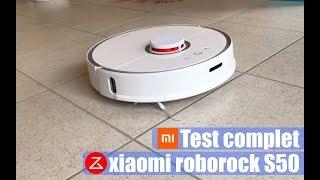 Xiaomi Roborock S50: le meilleur aspirateur robot?
