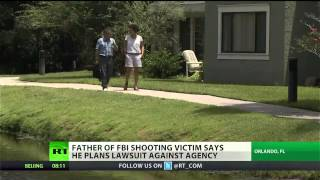 FBI killing - Todashev father in the U.S. to demand answers