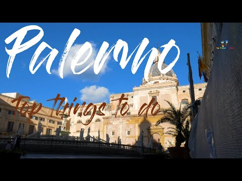 Best things to do in Palermo Sicily
