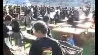 rekor dunia musik bambu dan kolintang minahasa sulawesi utara indonesia