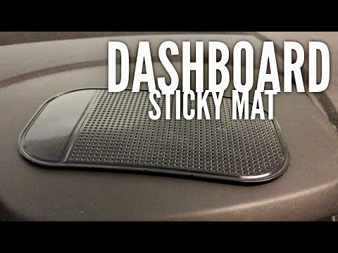 Car Dash Cell Phone Sticky Pads by Ganvol Review