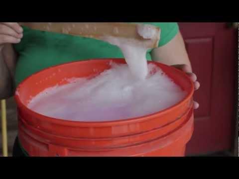 Becky's Homemade Laundry Soap Recipe