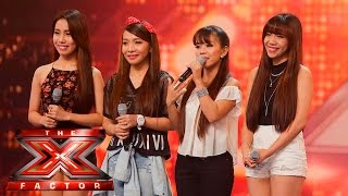 4th power are absolute perfection 6 chair challenge the x factor uk 2015