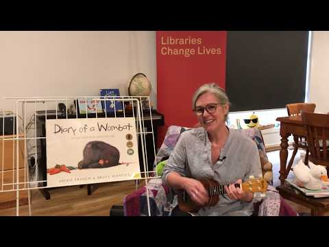 Maribyrnong Library Service - Story Time Online #14