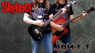 Slipknot - Snuff Guitar Cover (HQ)