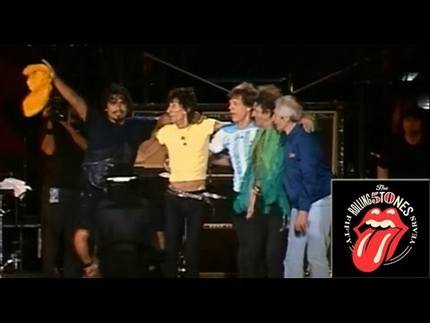 The Rolling Stones - (I Can't Get No) Satisfaction - Live OFFICIAL (Chapter 5/5)