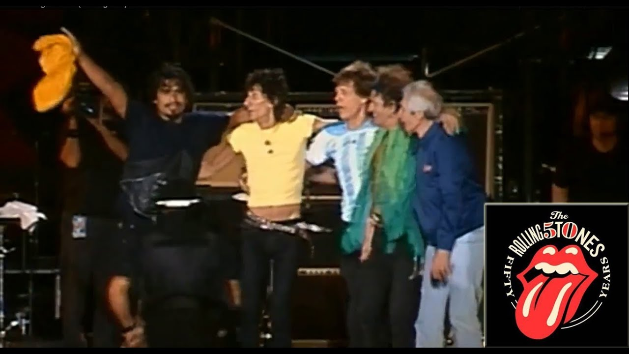 656f28ef35024 The Rolling Stones - (I Can't Get No) Satisfaction - Live OFFICIAL (Chapter  5/5)