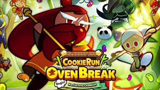 Cookie Run OvenBreak OST/쿠키 런사…
