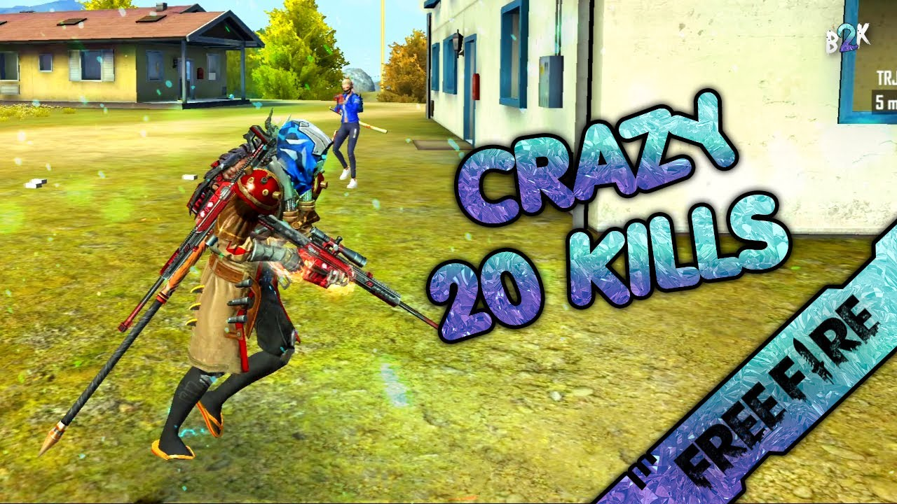[B2K] MY MOVEMENT WAS CRACKED TODAY | 20 KILLS
