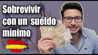 ¿Que se puede hacer con un sueldo minimo en España? 2018 ...