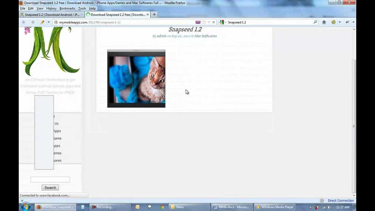 Snapseed Desktop 1.2.1 Englisch: Snapseed, die Fotobearbeitungs-Software für iOS, gibt es nun auch in einer Windows-Variante - mit erweiterten Funktionen.