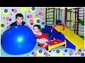 Small Indoor Playground for Children - Games room Balls for Kids Children Toddlers