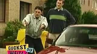 Was guckst du - Hakan parkt seinen BMW.flv