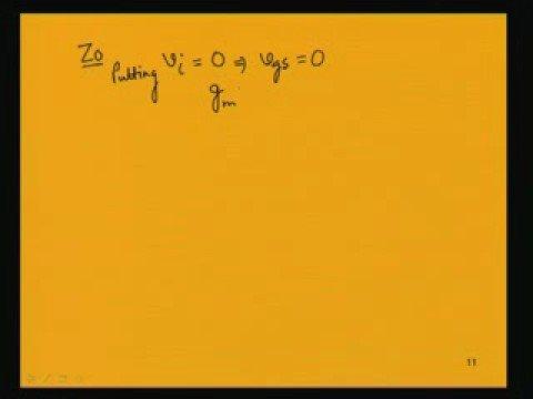Module - 3 Lecture - 8 Junction Field Effect Transistor
