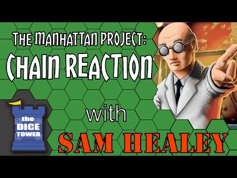 The Manhattan Project: Chain Reaction Review - with Sam Healey