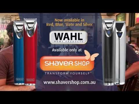Wahl Stainless Steel Beard Trimmer Range - Exclusive to Shaver Shop from YouTube · Duration:  31 seconds