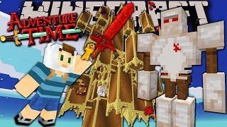 Minecraft: Adventure Time - Dark Tower Terror - Trapped in Twilight Forest! - Episode 11