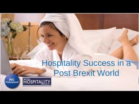 Hospitality Success in a Post Brexit World